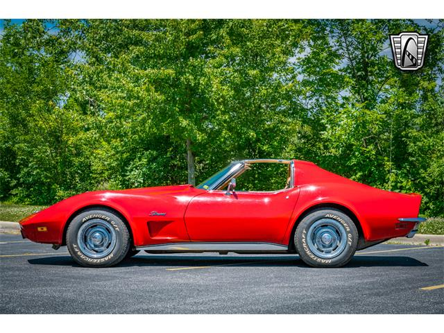 1973 Chevrolet Corvette (CC-1357806) for sale in O'Fallon, Illinois