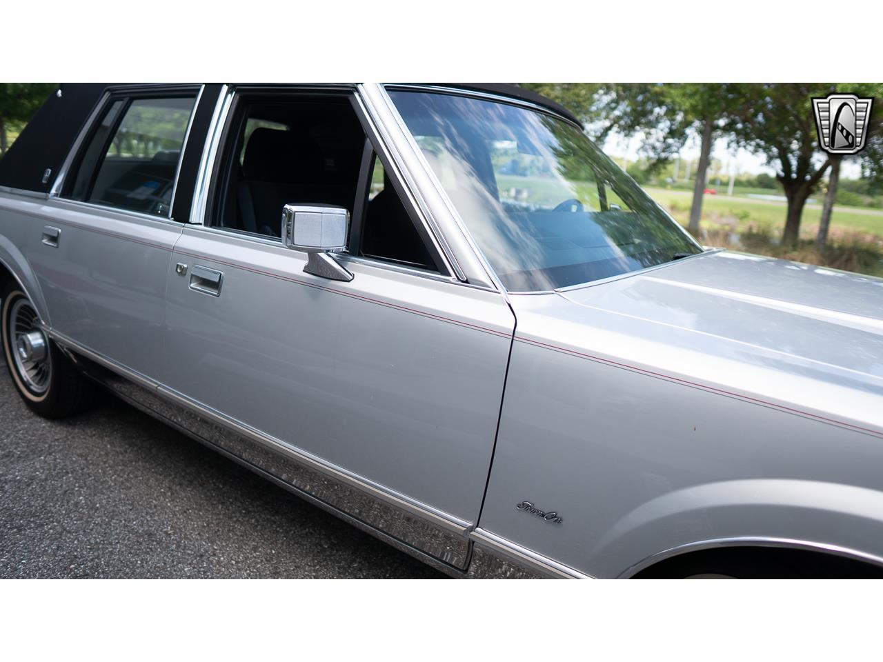1986 Lincoln Town Car (CC-1357810) for sale in O'Fallon, Illinois