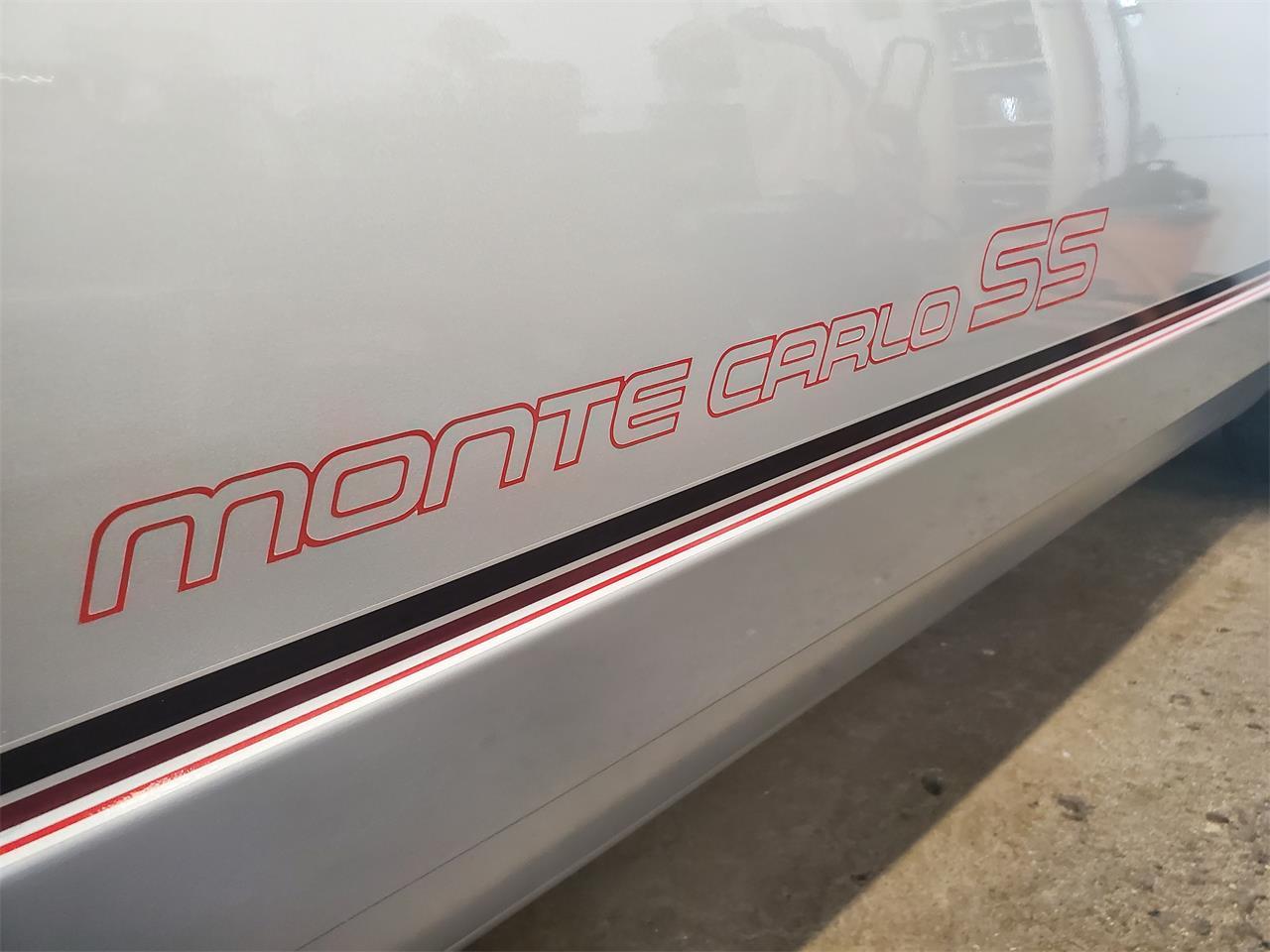 1985 Chevrolet Monte Carlo SS (CC-1357813) for sale in Canton, Ohio