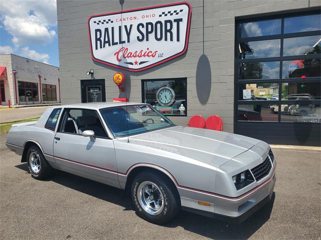 1985 Chevrolet Monte Carlo SS (CC-1357813) for sale in Canton, Ohio