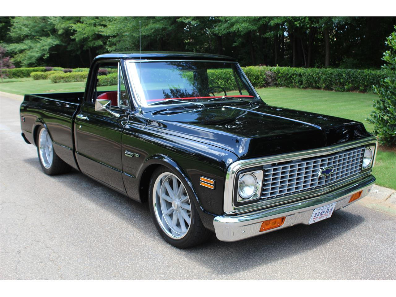 1972 Chevrolet C10 (CC-1357833) for sale in Roswell, Georgia