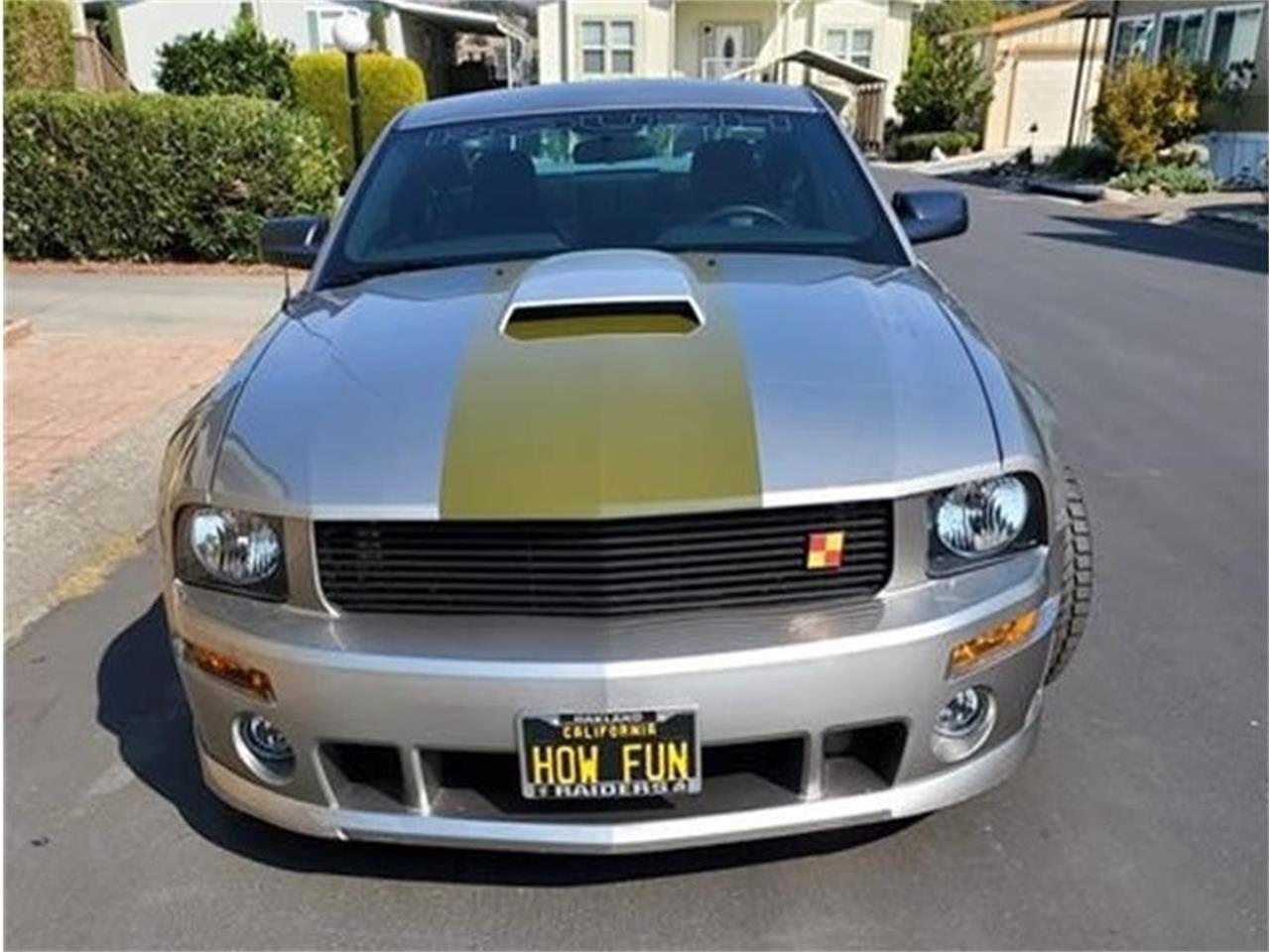 2008 Ford Mustang (Roush) (CC-1357840) for sale in YOUNTVILLE, California