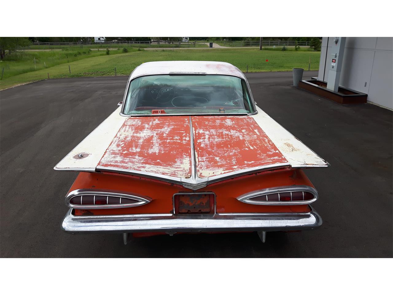 1959 Chevrolet Impala (CC-1357845) for sale in Grasswood, Saskatchewan