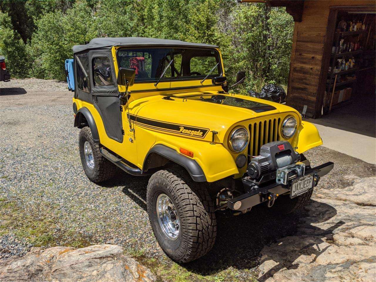 1972 Jeep CJ5 (CC-1357847) for sale in Denver, Colorado