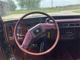 1988 Cadillac Brougham d'Elegance (CC-1357851) for sale in Fond Du Lac, Wisconsin