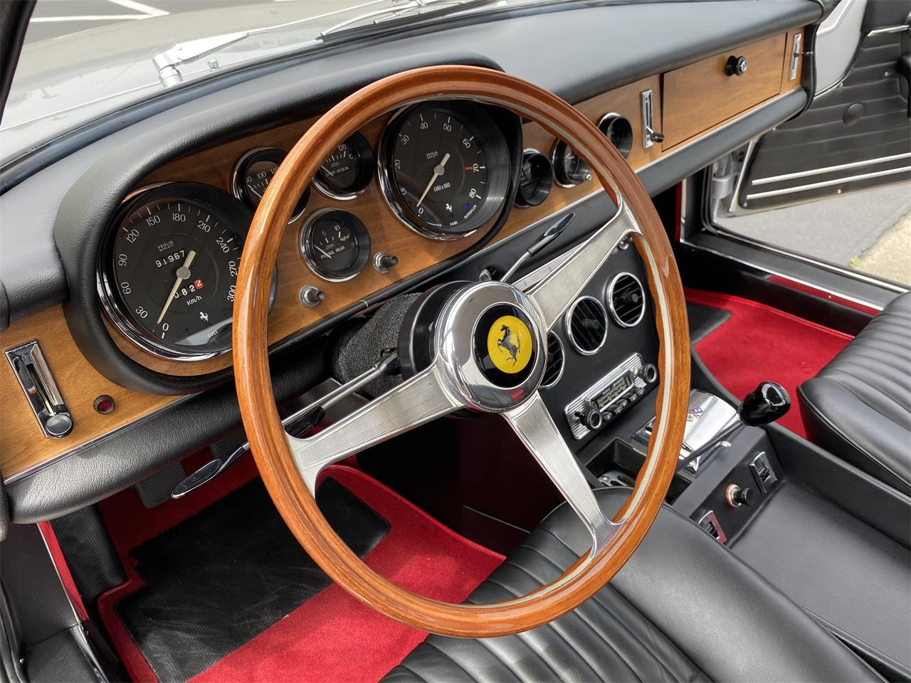 1968 Ferrari 330 GTC (CC-1357860) for sale in newport beach, California