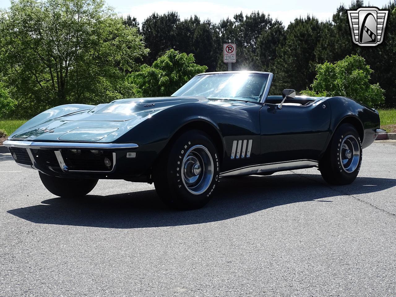 1968 Chevrolet Corvette (CC-1357869) for sale in O'Fallon, Illinois