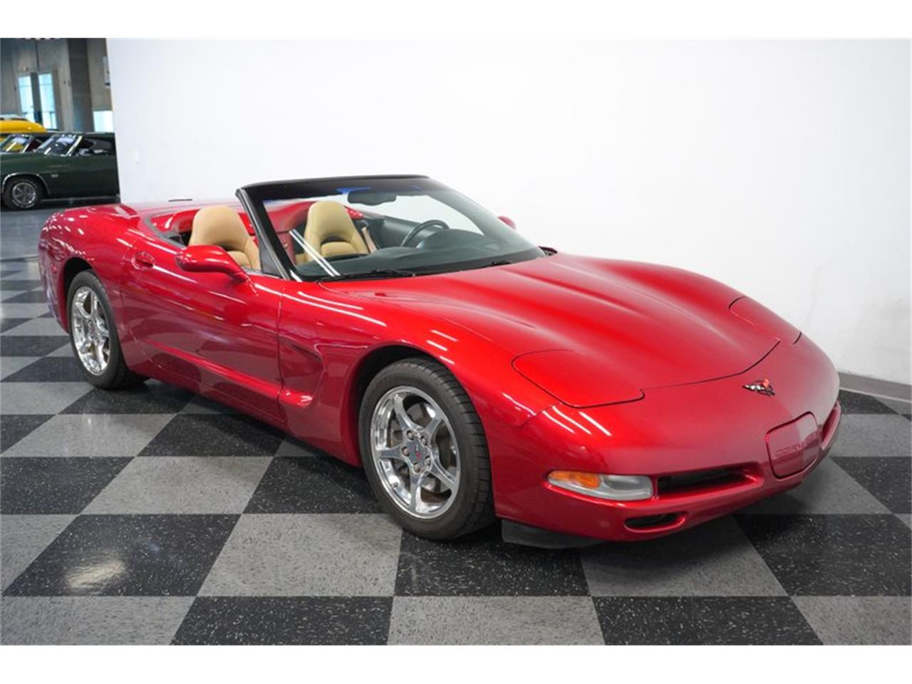 2002 Chevrolet Corvette (CC-1357875) for sale in Mesa, Arizona