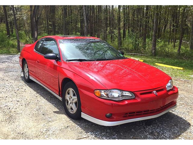2003 Chevrolet Monte Carlo (CC-1357886) for sale in Stratford, New Jersey