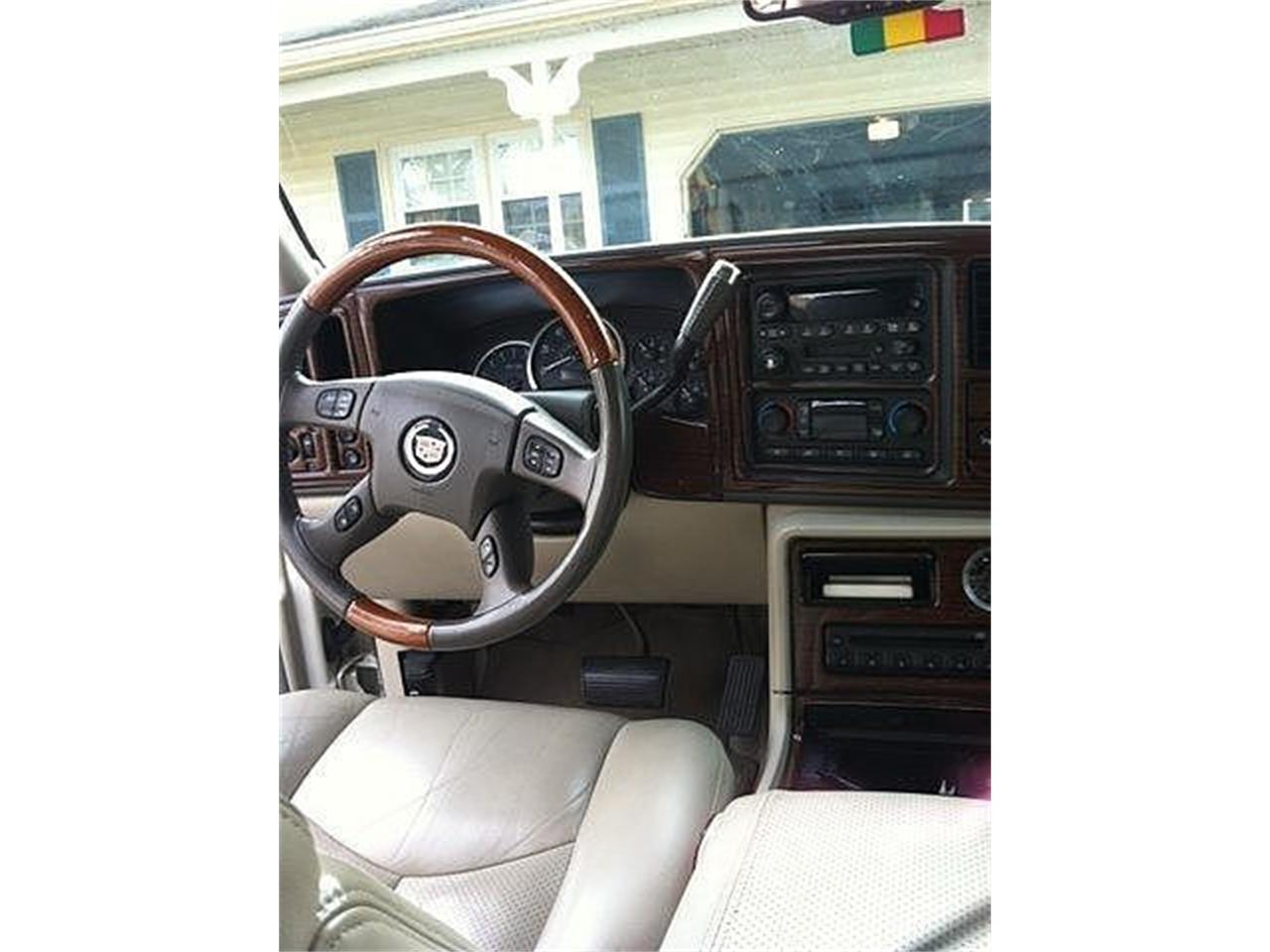 2002 Cadillac Escalade (CC-1357889) for sale in Stratford, New Jersey