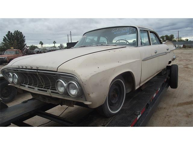 1961 Dodge 4-Dr Sedan (CC-1350789) for sale in Phoenix, Arizona