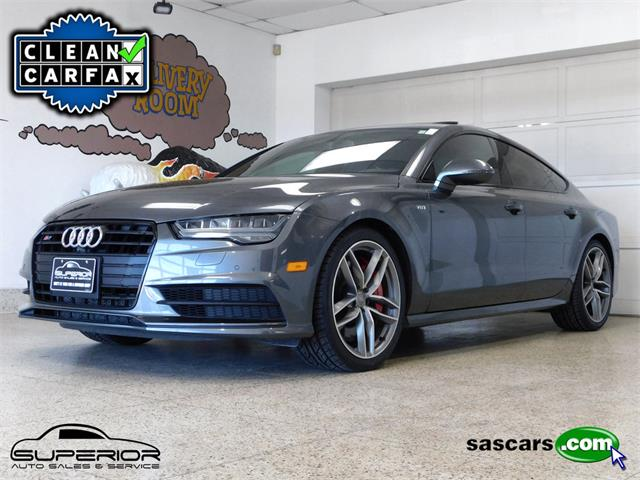 2018 Audi S7 (CC-1357891) for sale in Hamburg, New York