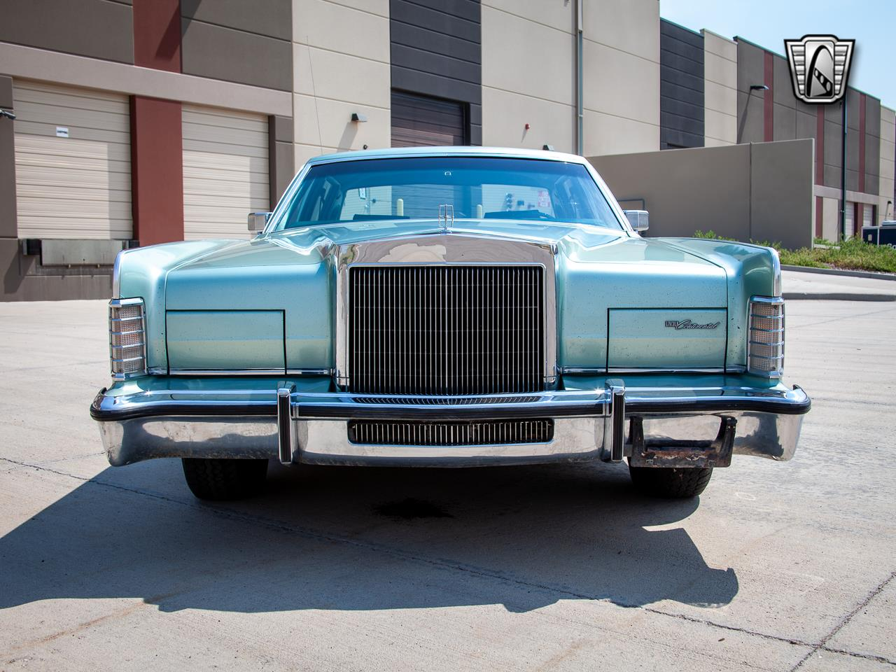 1978 Lincoln Continental (CC-1357907) for sale in O'Fallon, Illinois