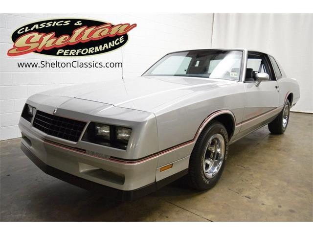 1985 Chevrolet Monte Carlo (CC-1357915) for sale in Mooresville, North Carolina