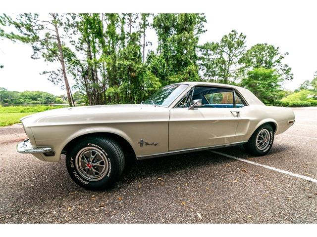 1968 Ford Mustang (CC-1350792) for sale in Fernandina beach, Florida