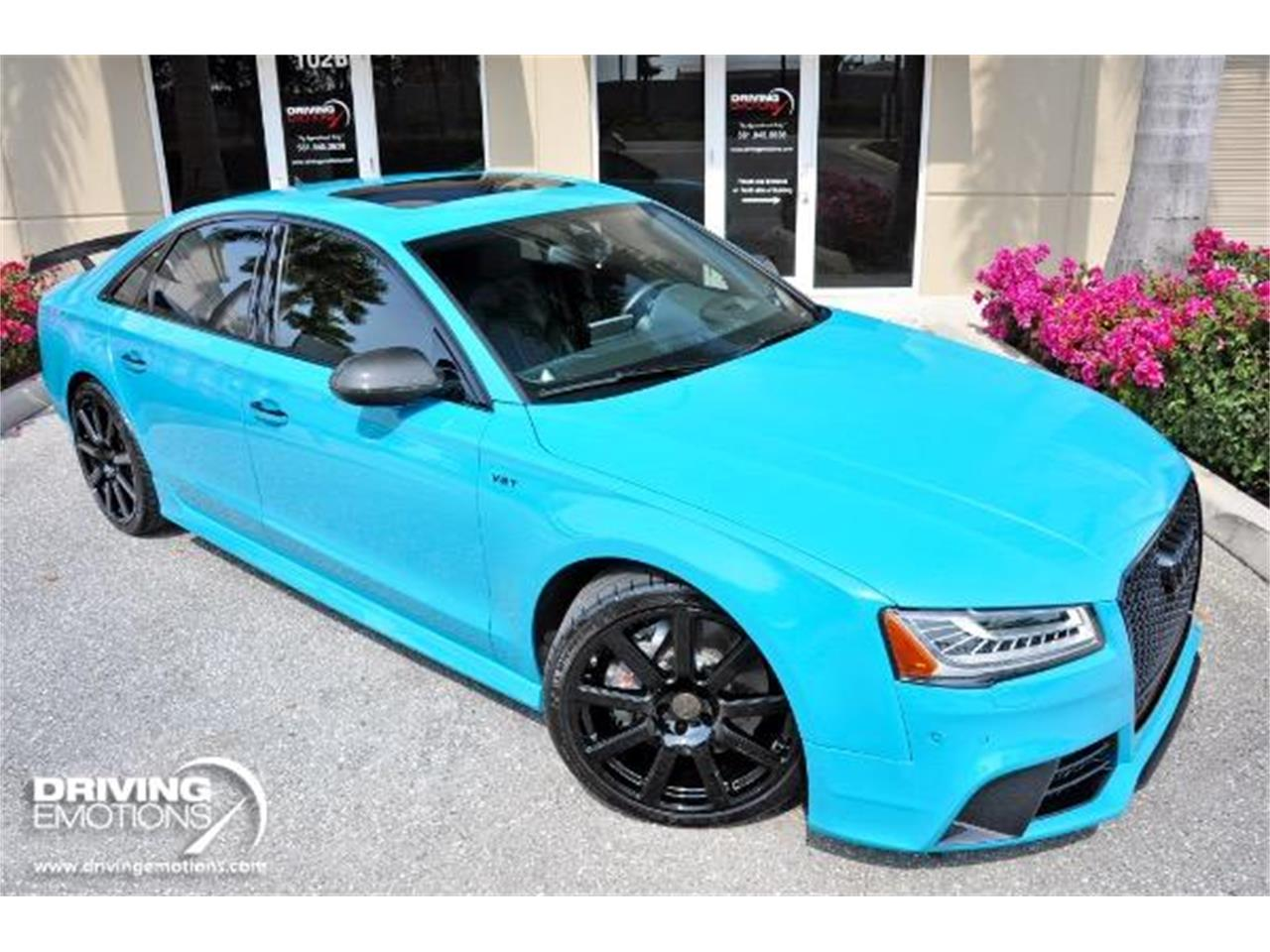 2017 Audi S8 (CC-1357924) for sale in West Palm Beach, Florida