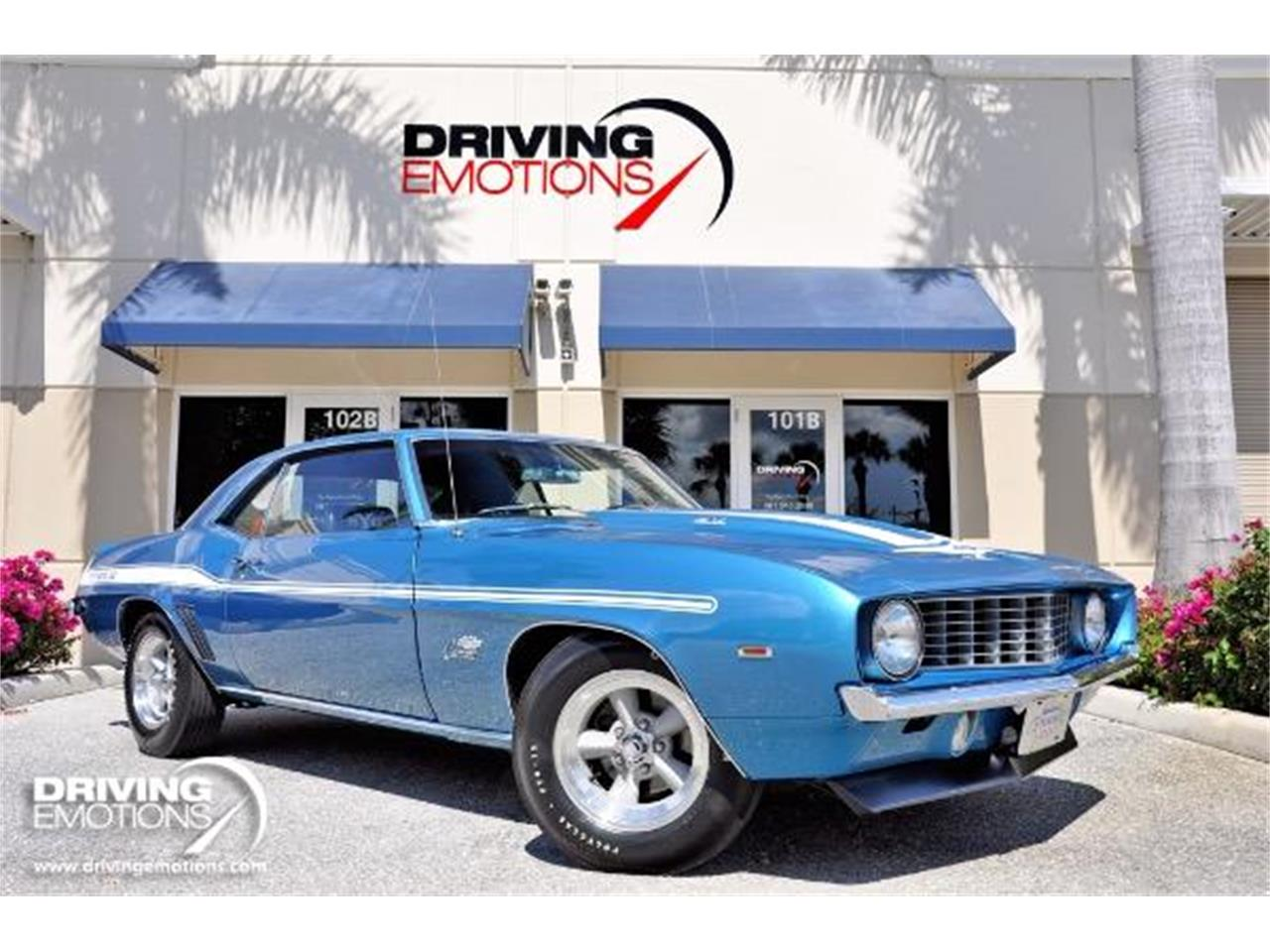 1969 Chevrolet Camaro (CC-1357925) for sale in West Palm Beach, Florida