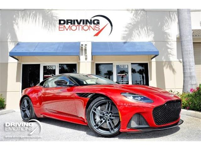 2019 Aston Martin DBS (CC-1357926) for sale in West Palm Beach, Florida