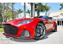 2019 Aston Martin DBS (CC-1357926) for sale in West Palm Beach, Florida