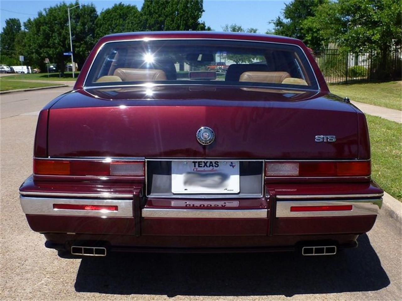 1990 Cadillac Seville STS (CC-1357930) for sale in Arlington, Texas