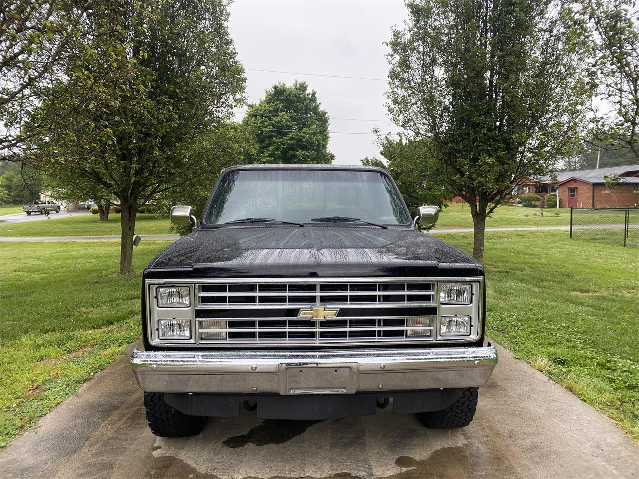 1986 Chevrolet K-10 (CC-1350794) for sale in Shelby, North Carolina