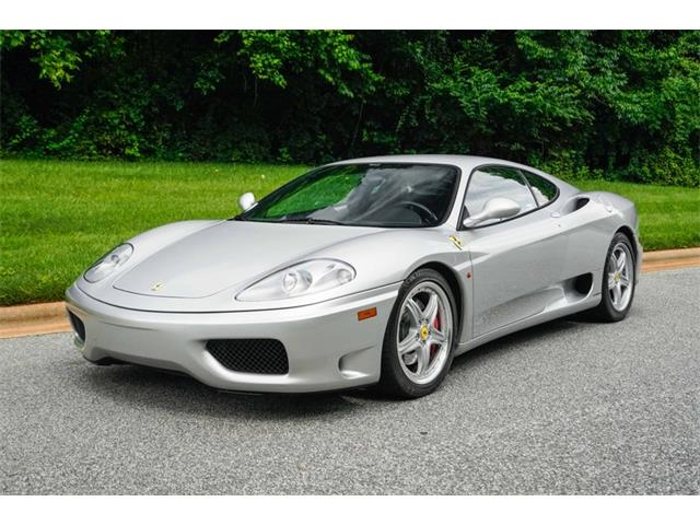 2003 Ferrari 360 (CC-1357944) for sale in Greensboro, North Carolina