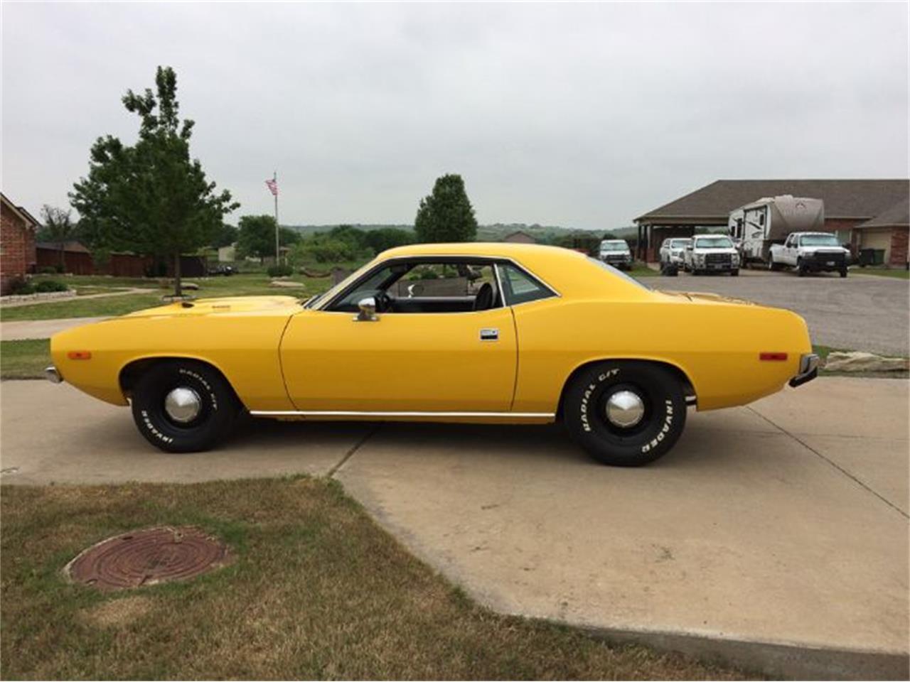 1973 Plymouth Barracuda (CC-1357954) for sale in Cadillac, Michigan