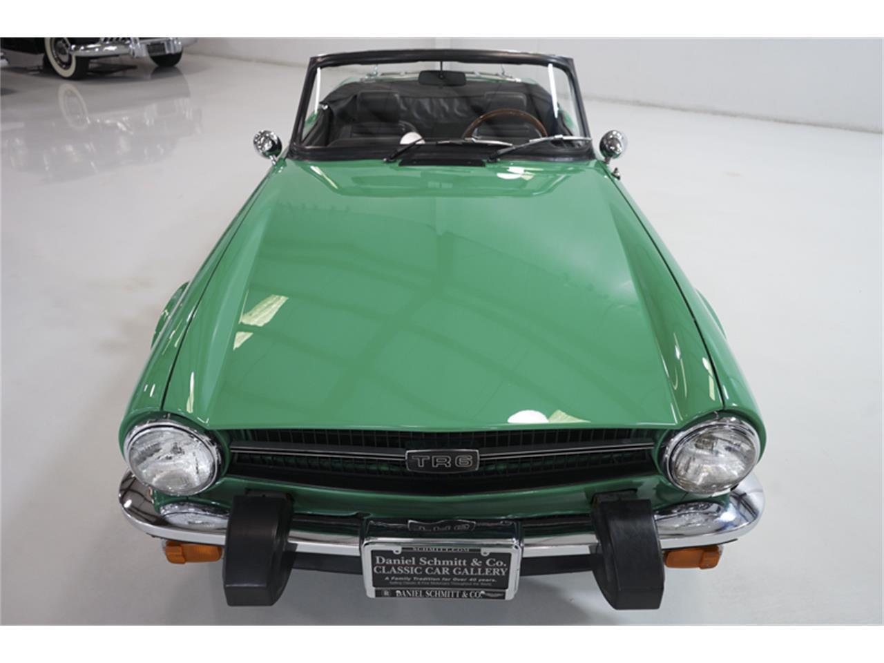1976 Triumph TR6 (CC-1350796) for sale in Saint Louis, Missouri