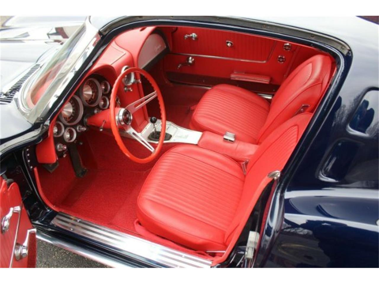 1963 Chevrolet Corvette (CC-1357965) for sale in Cadillac, Michigan