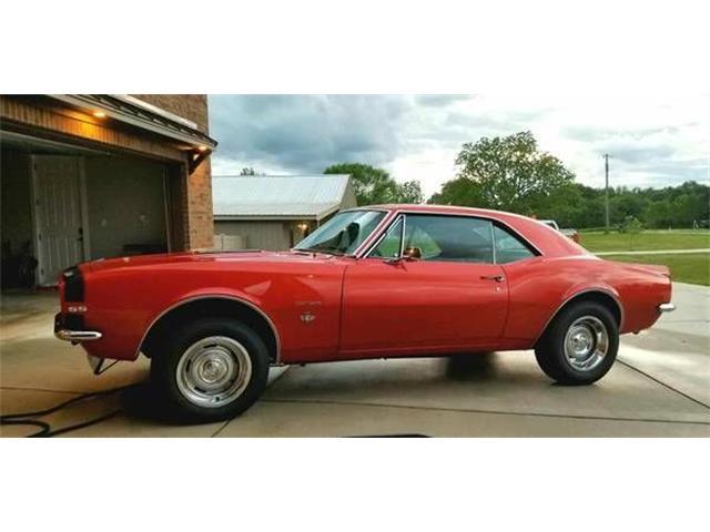 1967 Chevrolet Camaro (CC-1357966) for sale in Cadillac, Michigan
