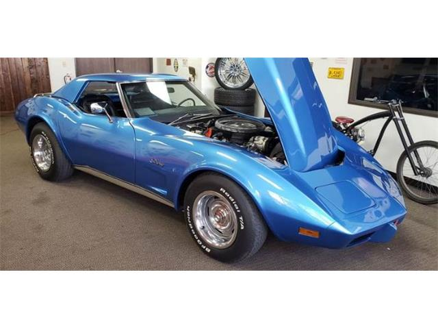 1975 Chevrolet Corvette (CC-1357967) for sale in Cadillac, Michigan