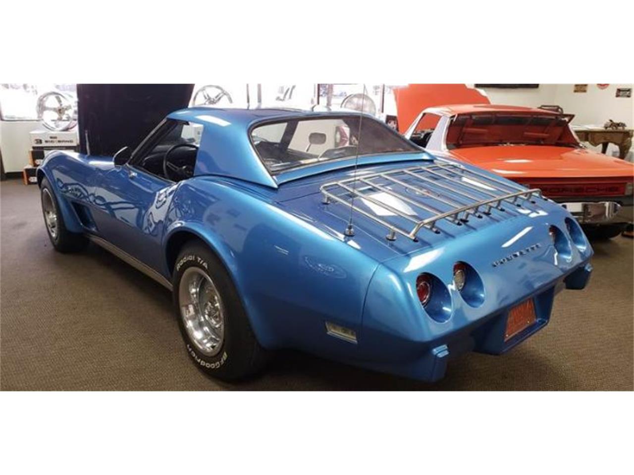 1975 Chevrolet Corvette (CC-1357967) for sale in Cadillac, Michigan