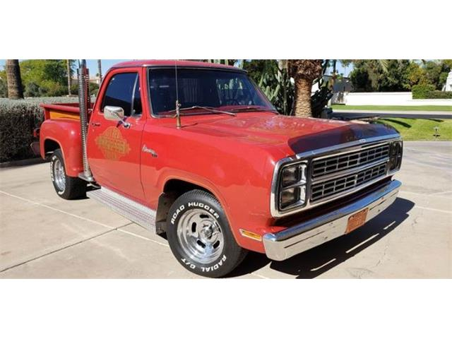 1979 Dodge Ram (CC-1357969) for sale in Cadillac, Michigan