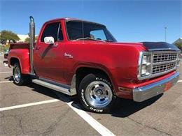 1979 Dodge Ram (CC-1357969) for sale in Cadillac, Michigan