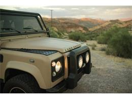1990 Land Rover Defender (CC-1357972) for sale in Cadillac, Michigan