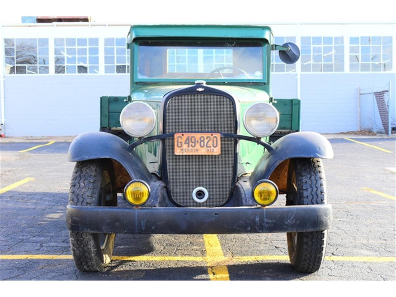 1931 Chevrolet Pickup (CC-1357977) for sale in Wayne, Michigan