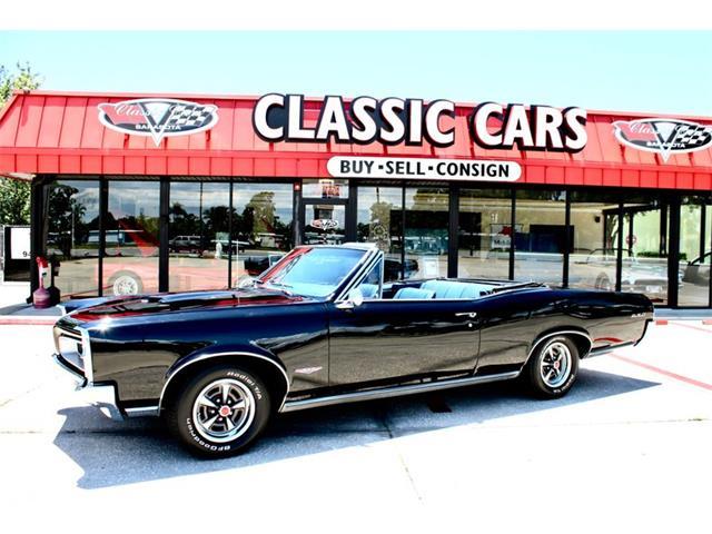 1966 Pontiac GTO (CC-1357981) for sale in Sarasota, Florida