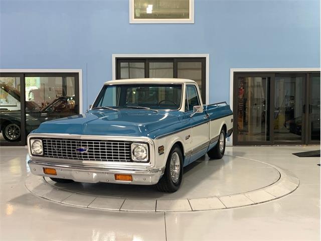 1972 Chevrolet Cheyenne (CC-1357987) for sale in Palmetto, Florida