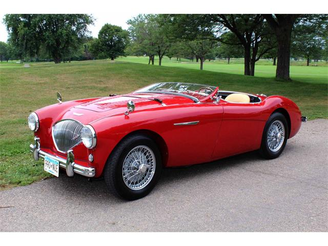 1954 Austin-Healey 100 BN1 (CC-1357990) for sale in Annandale, Minnesota