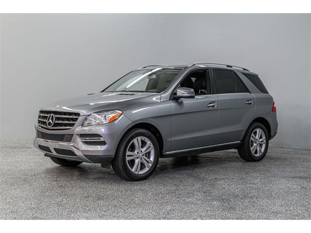 2013 Mercedes-Benz ML350 (CC-1358001) for sale in Concord, North Carolina