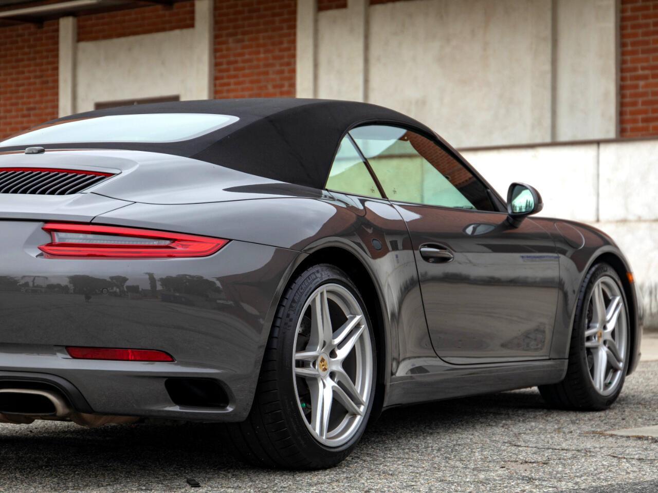 2017 Porsche 911 (CC-1358003) for sale in Marina Del Rey, California