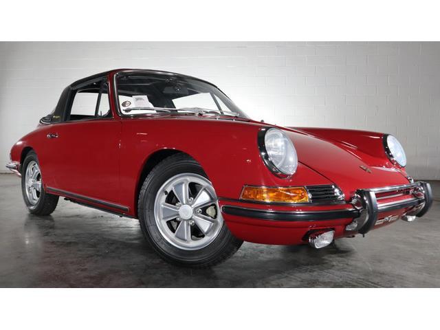 1967 Porsche 911 Carrera S (CC-1358007) for sale in Jackson, Mississippi