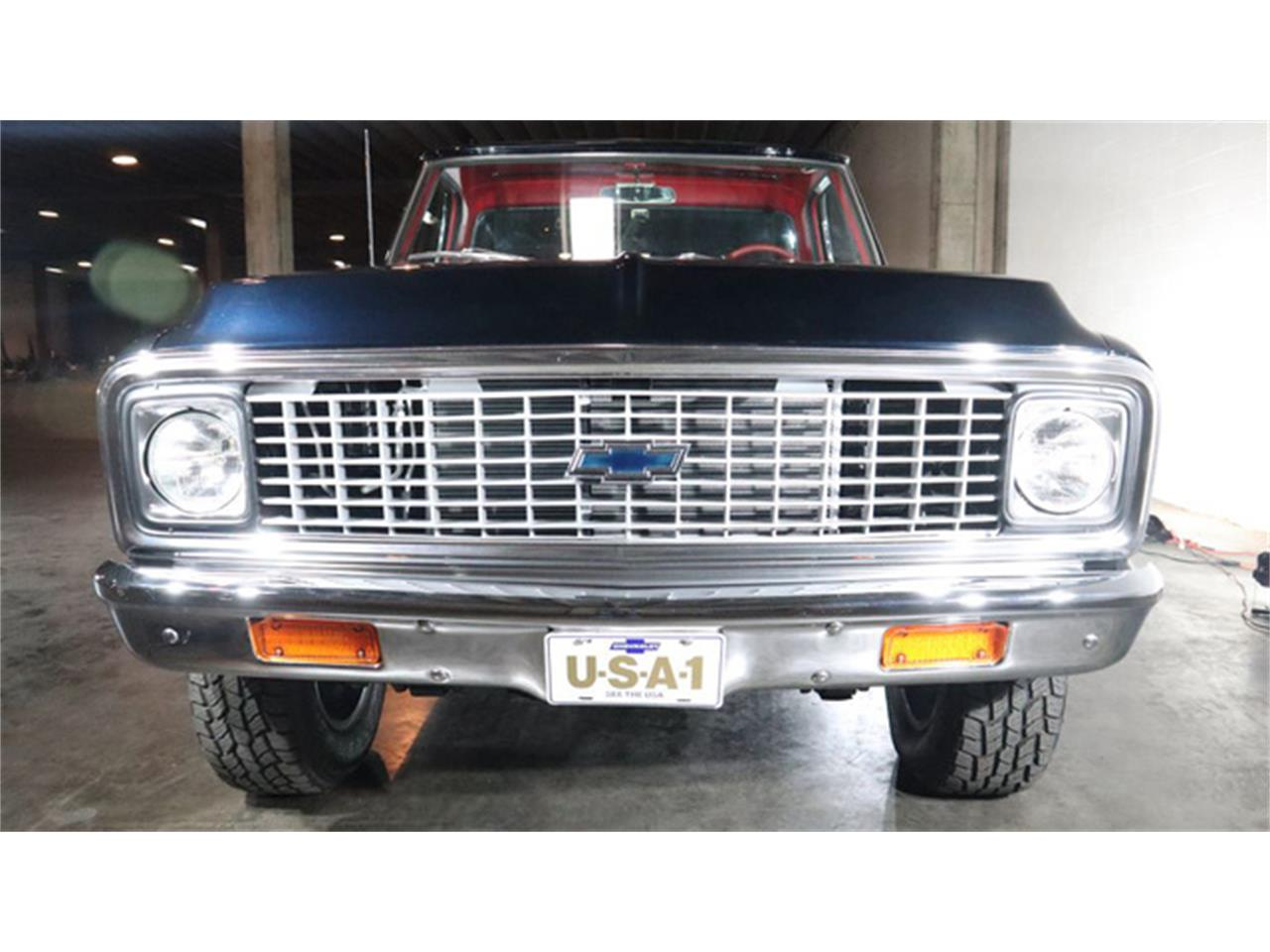 1971 Chevrolet Cheyenne (CC-1358009) for sale in Jackson, Mississippi
