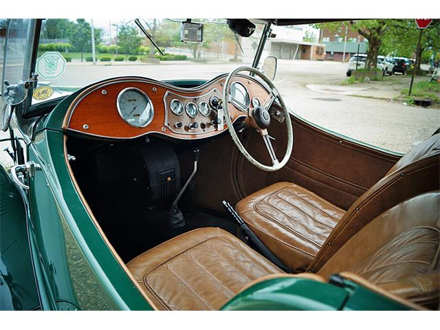 1950 MG Series YT (CC-1350801) for sale in Canton, Ohio