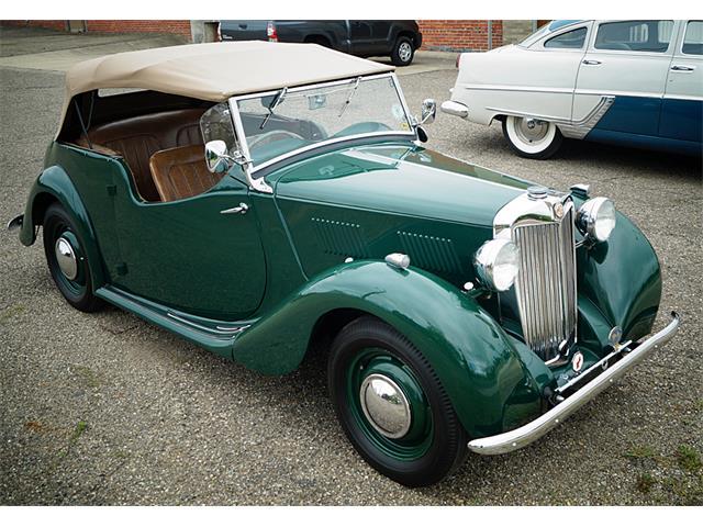 1950 MG Series YT