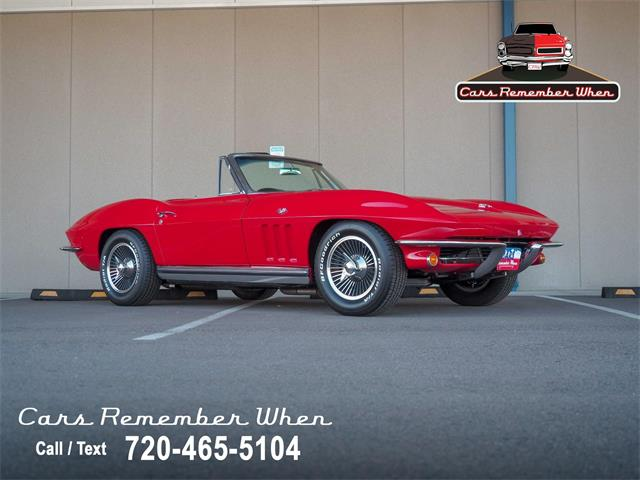 1965 Chevrolet Corvette (CC-1358013) for sale in Englewood, Colorado