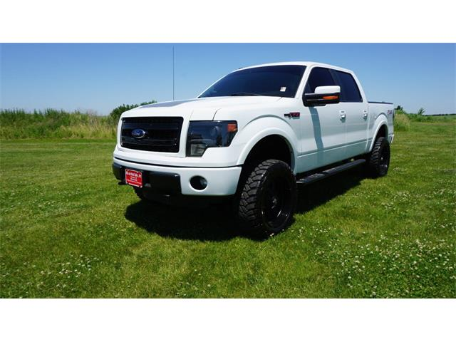 2013 Ford F150 (CC-1358023) for sale in Clarence, Iowa