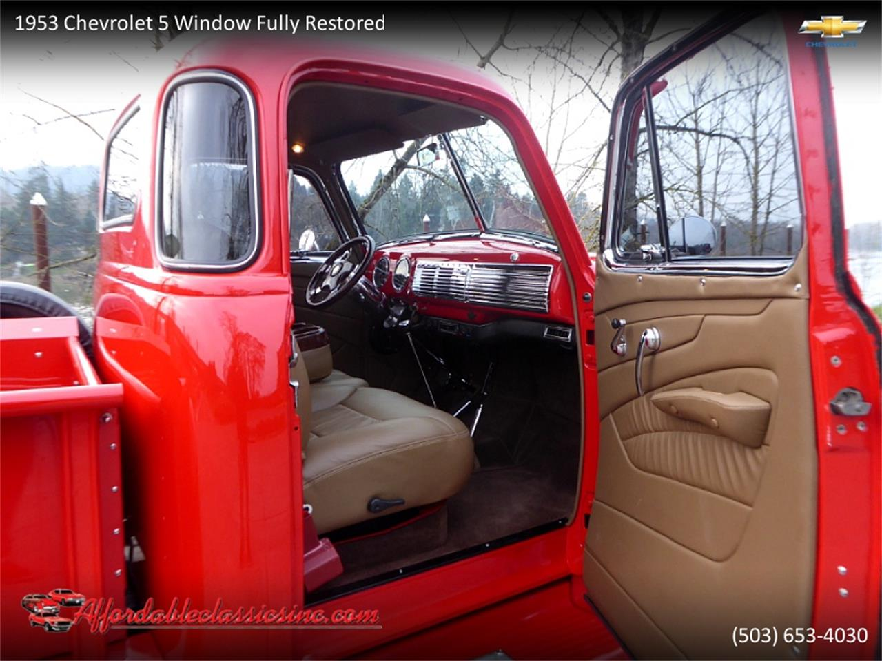 1953 Chevrolet 5-Window Coupe (CC-1358027) for sale in Gladstone, Oregon