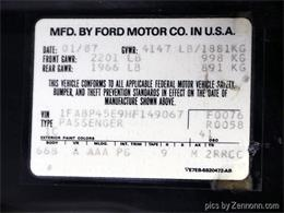 1987 Ford Mustang (CC-1358041) for sale in Addison, Illinois