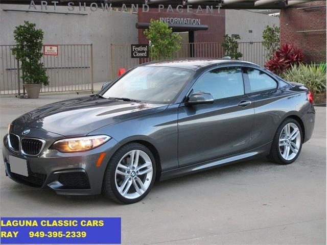 2016 BMW 2 Series (CC-1358048) for sale in Laguna Beach, California